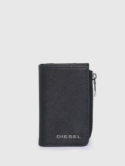 Diesel - L-ZIP KEY, Azul Oscuro - Joyas y Accesorios - Image 1