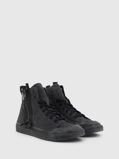 Diesel - S-ASTICO MID ZIP SP, Negro - Sneakers - Image 2