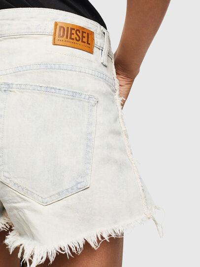 Diesel - DE-RIF, Azul Claro - Shorts - Image 5
