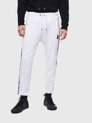 P-YEGOX, Blanco/Verde - Pantalones