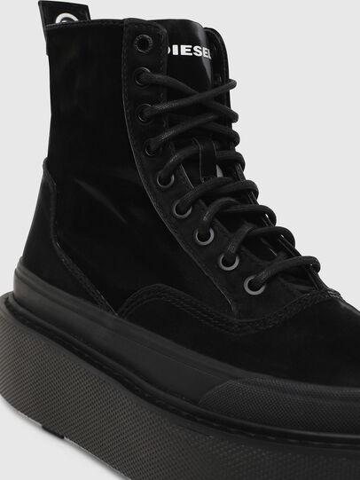 Diesel - H-SCIROCCO AB, Negro - Sneakers - Image 5