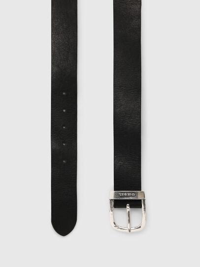 Diesel - B-ROUNCLE, Negro - Cinturones - Image 3