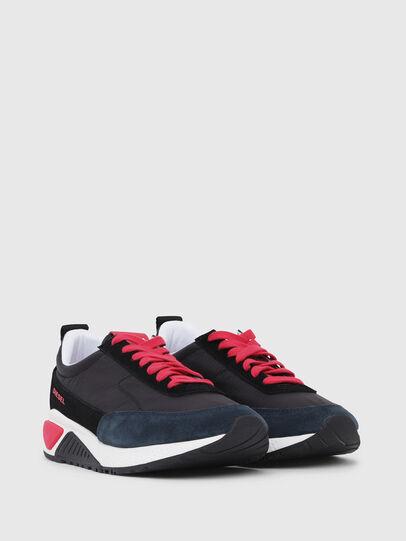 Diesel - S-KB LOW LACE, Negro/ Rojo - Sneakers - Image 2