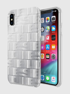 DIESEL PRINTED CO-MOLD CASE FOR IPHONE XS & IPHONE X,  - Fundas