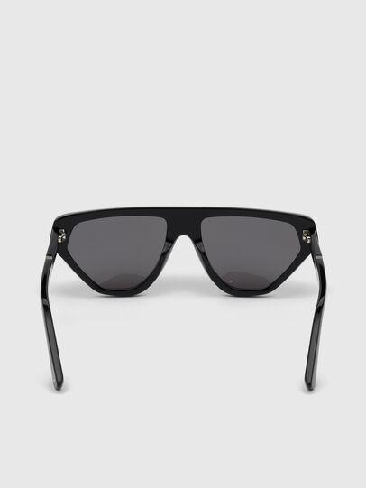 Diesel - DL0322, Negro - Gafas de sol - Image 4