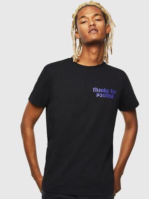 T-DIEGO-J20, Negro - Camisetas