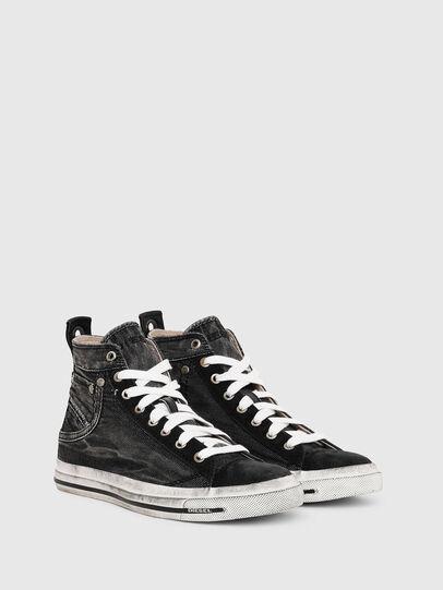Diesel - EXPOSURE IV W, Negro - Sneakers - Image 2