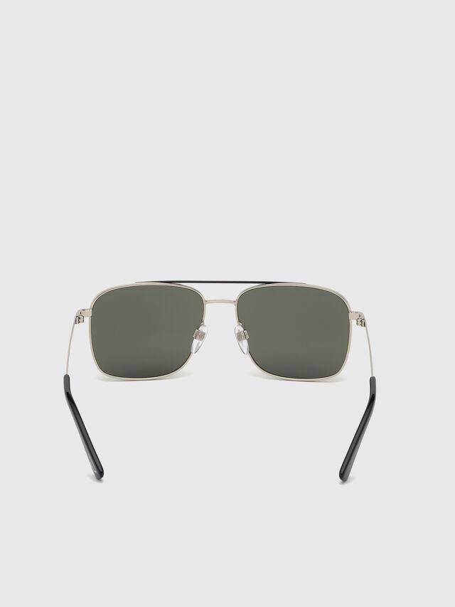 Diesel - DL0295, Negro - Gafas de sol - Image 4