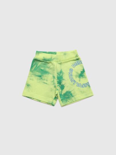 Diesel - PIMMOB, Verde - Shorts - Image 1