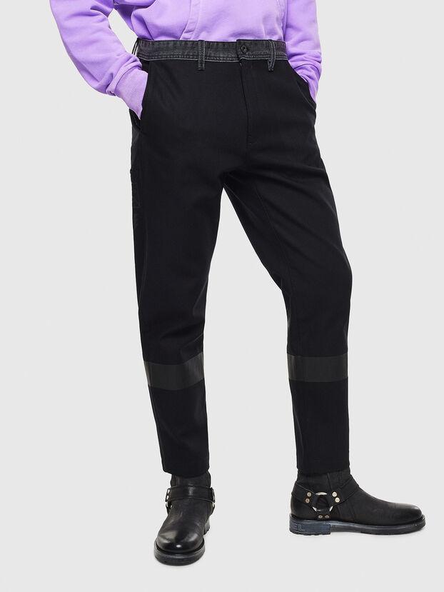 P-KAPP, Negro - Pantalones