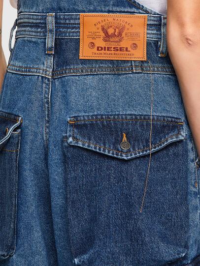 Diesel - DE-AMETHY, Azul medio - Pantalones - Image 3