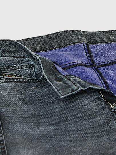 Diesel - D-Reeft JoggJeans® 069RD, Negro/Gris oscuro - Vaqueros - Image 4
