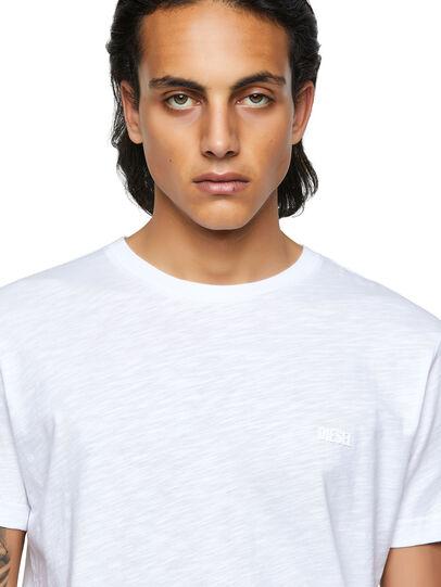 Diesel - T-RONNIE, Blanco - Camisetas - Image 3