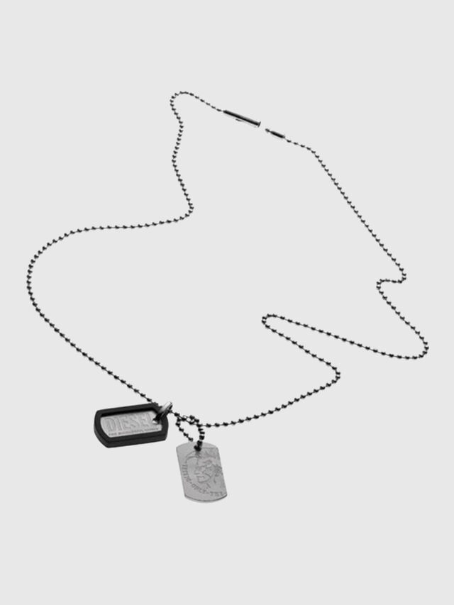 Diesel - A TOG TOG ONE WITH, Plata - Collares - Image 1