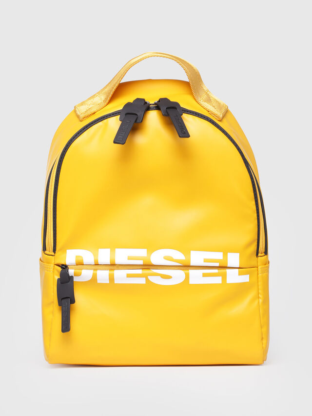 Diesel - F-BOLD BACK FL, Amarillo - Mochilas - Image 1