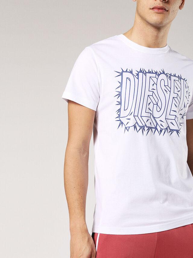 T-DIEGO-SL, Blanco