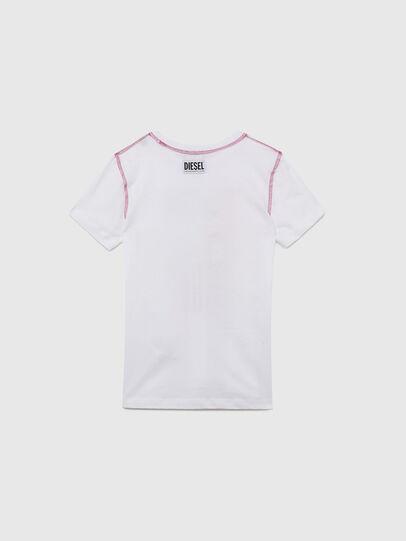 Diesel - TSILYROS, Blanco - Camisetas y Tops - Image 2