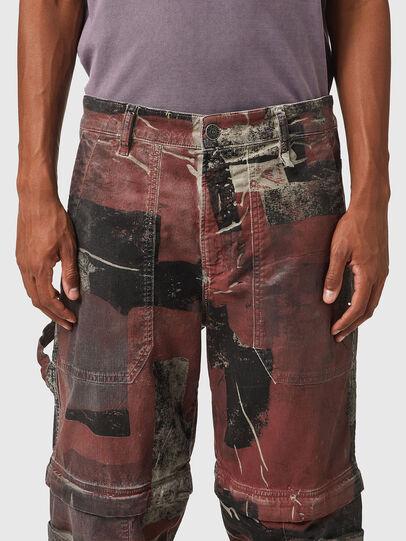 Diesel - D-Multy JoggJeans® 0CEAM, Rosa/Negro - Vaqueros - Image 3