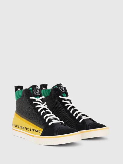 Diesel - S-DVELOWS MID, Multicolor/Negro - Sneakers - Image 2
