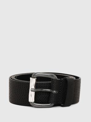 B-ROLLY, Piel Negra - Cinturones