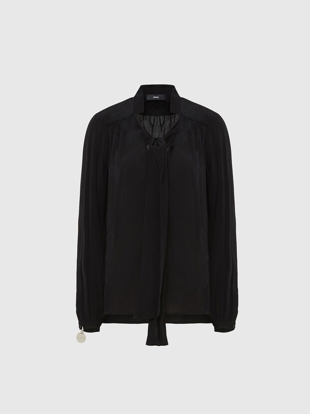 C-DUANE-A, Negro - Camisas