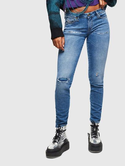 Diesel - Gracey JoggJeans 069IH, Azul Claro - Vaqueros - Image 1