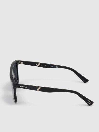 Diesel - DL0323, Negro - Gafas de sol - Image 3