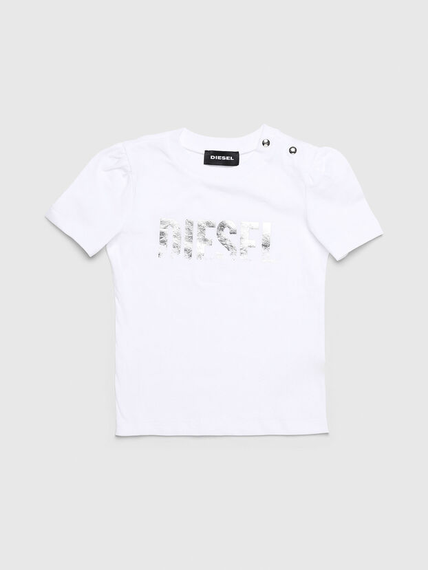 TRALLYB, Blanco - Camisetas y Tops