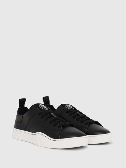 Diesel - S-CLEVER LS, Negro - Sneakers - Image 2