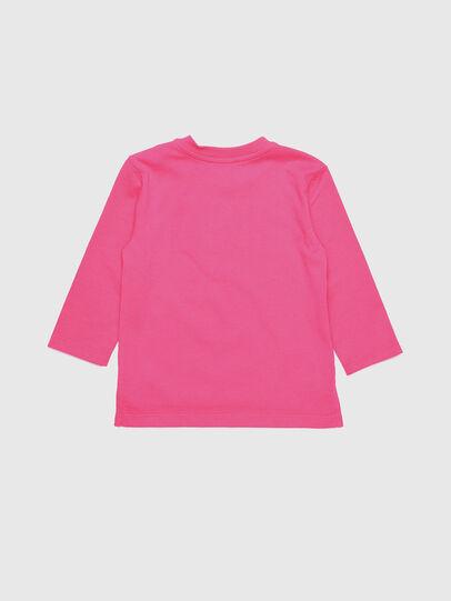Diesel - TIRVIB, Fucsia - Camisetas y Tops - Image 2