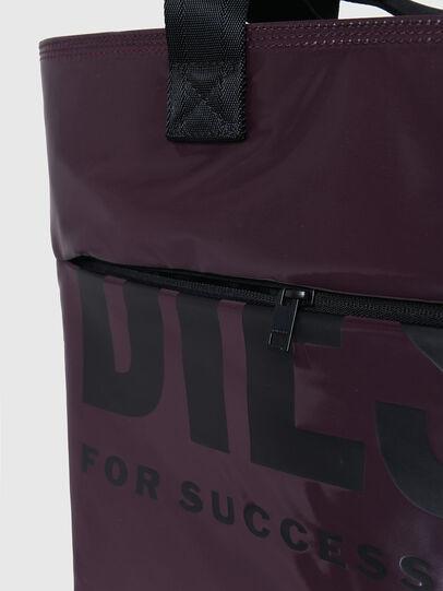 Diesel - F-BOLD SHOPPER III, Violeta Oscuro - Bolsos Shopper y Al Hombro - Image 5