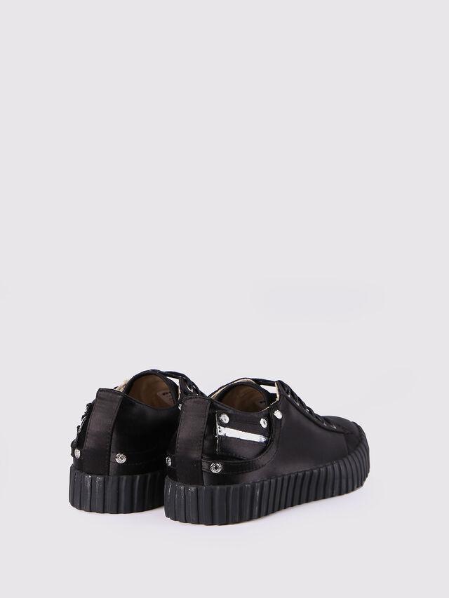Diesel - S-EXPOSURE CLC W, Negro - Sneakers - Image 2