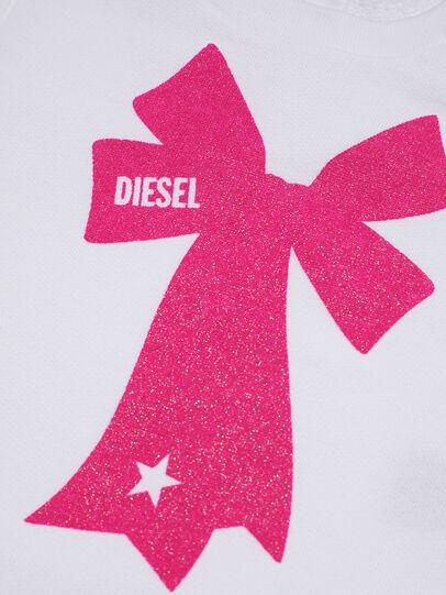 Diesel - SASHIAB, Blanco - Sudaderas - Image 3