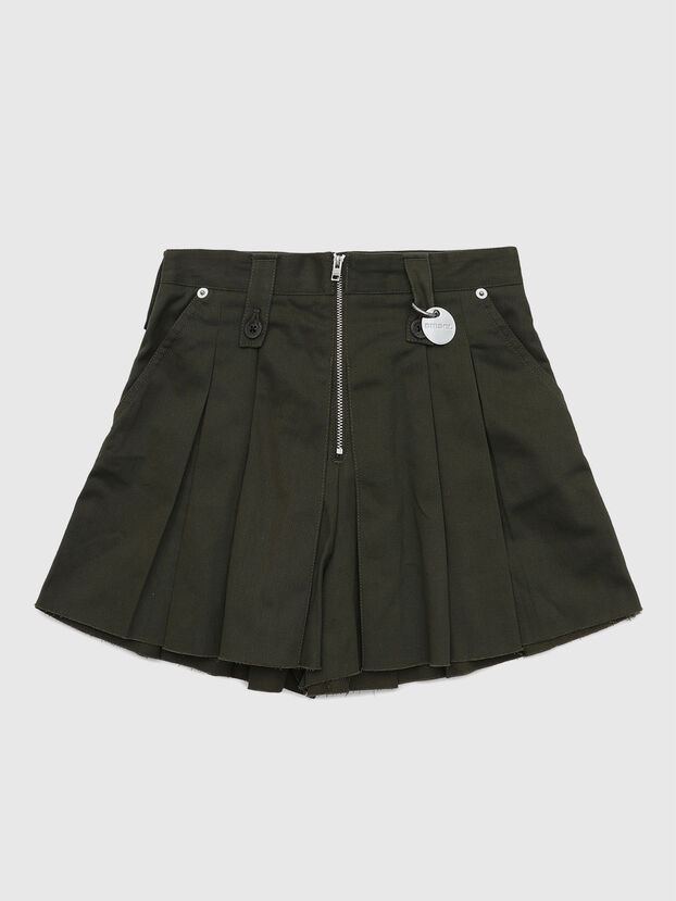 PEDEN, Verde Oscuro - Shorts