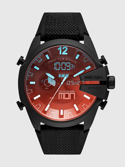 Diesel - DZ4548, Negro - Relojes - Image 1