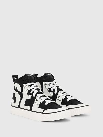Diesel - S-ASTICO MC, Negro/Blanco - Sneakers - Image 2