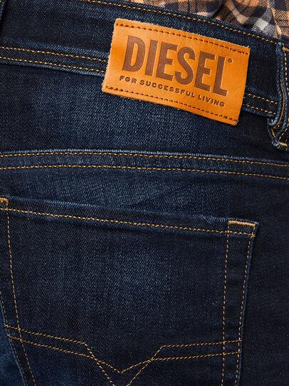 Diesel - Sleenker 009EY, Azul Oscuro - Vaqueros - Image 5