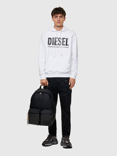 Diesel - BACKYO, Negro - Mochilas - Image 6