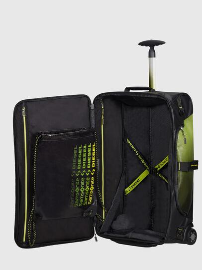 Diesel - KA2*69009 - PARADIVE, Negro/Amarillo - Bolsas de viaje con ruedas - Image 3