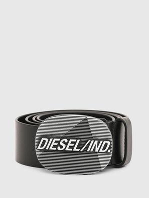 B-DIELIND, Negro - Cinturones