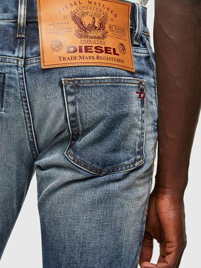 Diesel - D-Strukt 009NI, Azul medio - Vaqueros - Image 5
