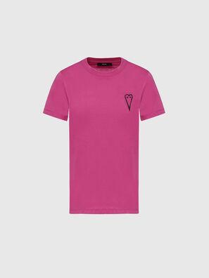 T-SILY-E50, Fucsia - Camisetas
