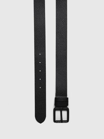 Diesel - B-CANARO, Negro - Cinturones - Image 3
