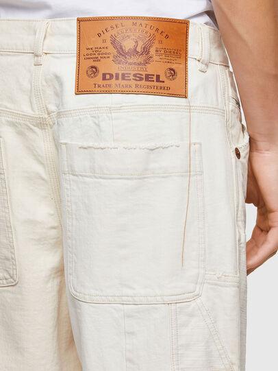 Diesel - D-FRAN-SP1, Blanco - Pantalones - Image 4