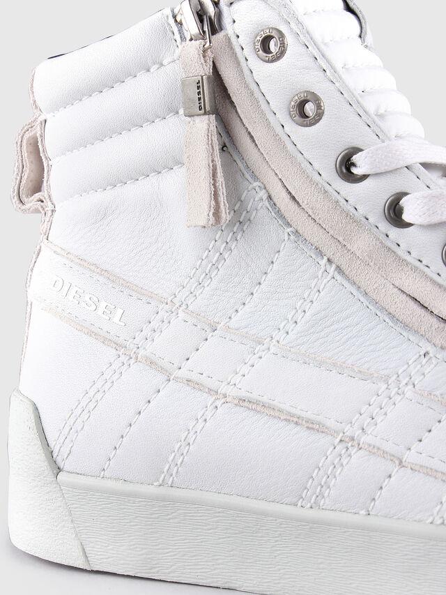 Diesel - D-STRING PLUS, Blanco - Sneakers - Image 5