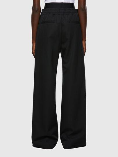 Diesel - P-TOSCA, Negro - Pantalones - Image 2