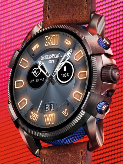 Diesel - DT2009, Marrón - Smartwatches - Image 2