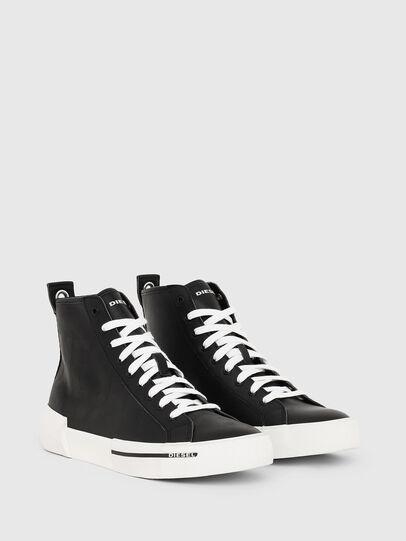 Diesel - S-DESE MID CUT, Negro - Sneakers - Image 2