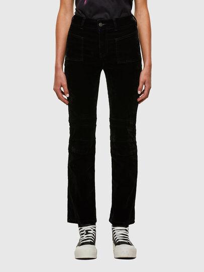 Diesel - D-Earlie JoggJeans® 069UJ, Negro/Gris oscuro - Vaqueros - Image 1