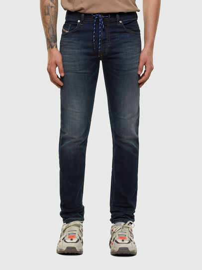 Diesel - Thommer JoggJeans® 069NE, Azul Oscuro - Vaqueros - Image 1